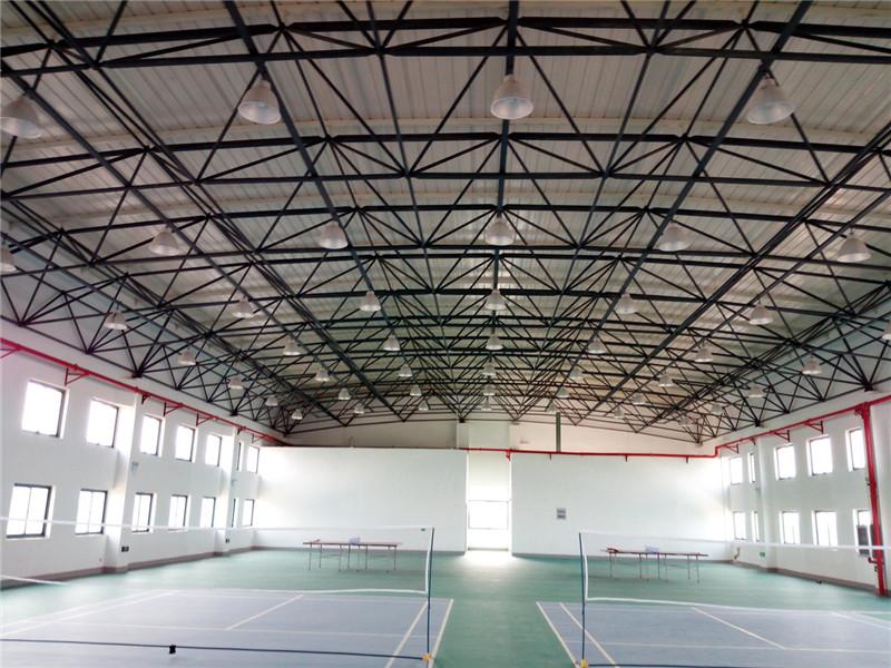 武汉鼎新建设有限公司汉南钢结构网架工程施工