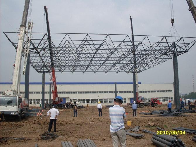 武汉钢结构平板网架